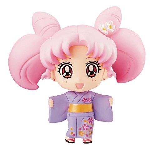 Megahouse Sailor Moon: Petit Chara Chibi Usagi Figure (Yukata Version) (Anime Chibi Figures compare prices)