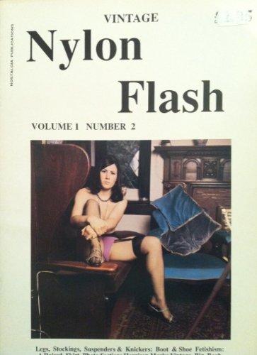 Vintage Nylon Flash (Volume Number - Nylon Flash Vintage