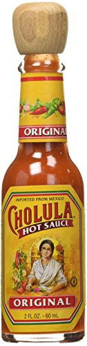 Cholula Original Mexican Hot Sauce with Wooden Stopper Top - 2 oz