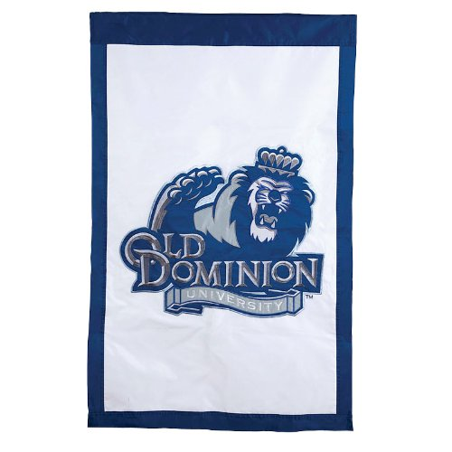 University Applique (Old Dominion University Regular Sized Double Sided Applique Flag)
