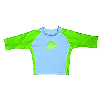 iPlay Baby Schwimmwindel Mix and Match Ultimate Swim Diper Sun Protection 50+, Lime Geo Elephant, S, IP721153-512-42 IP721153420