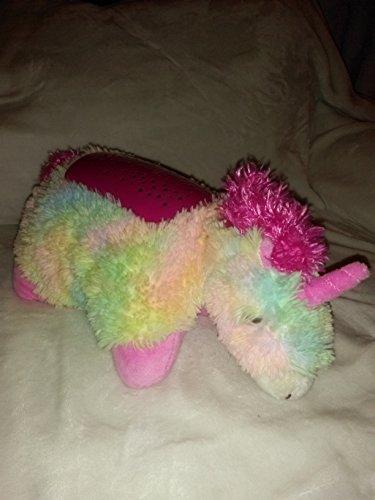 Pillow Pets Dream Lites Plush Unicorn 14'' Inches
