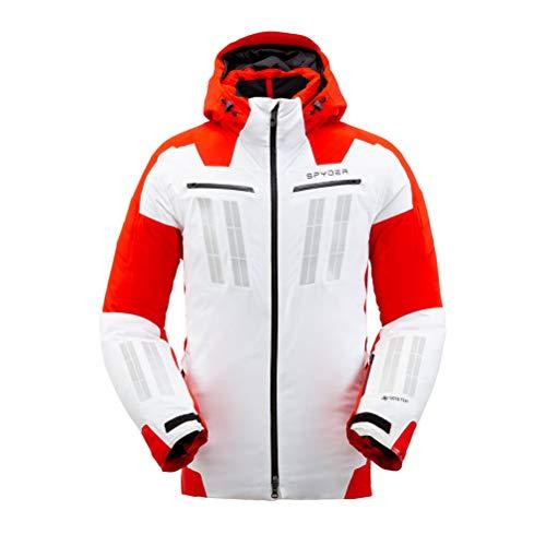 SPYDER Veste De Ski Monterosa GTX White