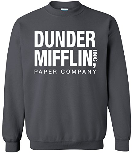 Dunder Mifflin Company Crewneck Sweatshirt product image