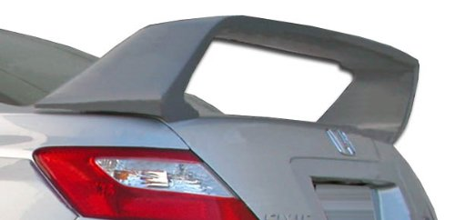 2006-2011 Honda Civic 2DR Duraflex Sigma Wing Trunk Lid Spoiler - 1 Piece - Civic Wing