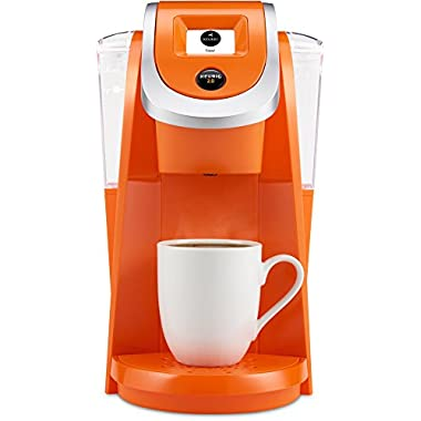 Keurig K250 2.0 Brewing System, Orange Zest