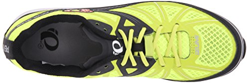 Pearl iZUMi Mens X-Road Fuel IV Cycling Shoe Lime Punch HuPXy