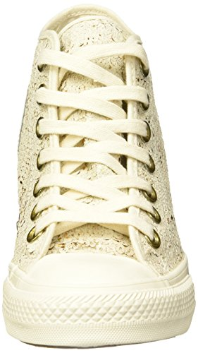 Converse All Star Mid Lux Parchment Sneaker Converse Beige