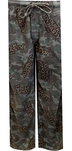 Camo Muted Colors Fleece Lounge Pants