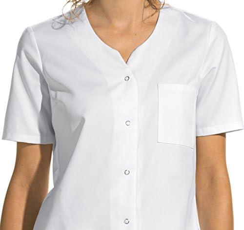 Leiber Chemise /à manches courtes Blanc