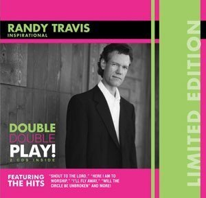 Double Play! - Inspirational (Worship & Faith and Glory Train) Randy Travis by Randy Travis (2011-01-01)
