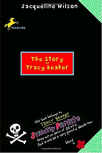 Book cover for The Story of Tracy Beaker