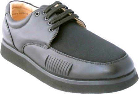 Mt. Emey Men's 708 Orthotic Shoes,Black,8.5 4E by Mt. Emey (Image #2)