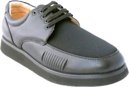 Mt. Emey Men's 708 Orthotic Shoes,Black,8.5 4E by Mt. Emey