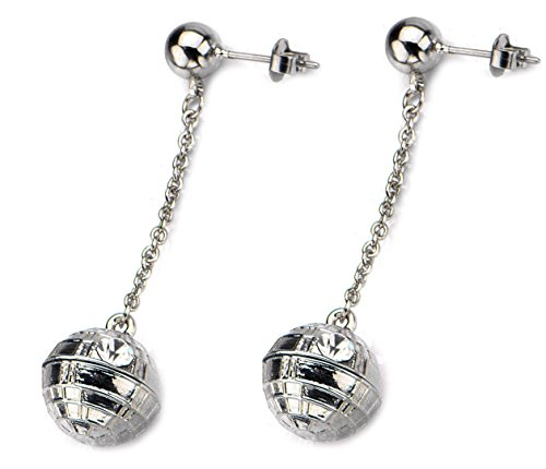 Star Wars Dangle Pendant Earrings
