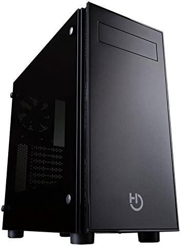 Hiditec Caja ATX PC Gaming NG-VX | Diseño Elegante | Carcasa de ...