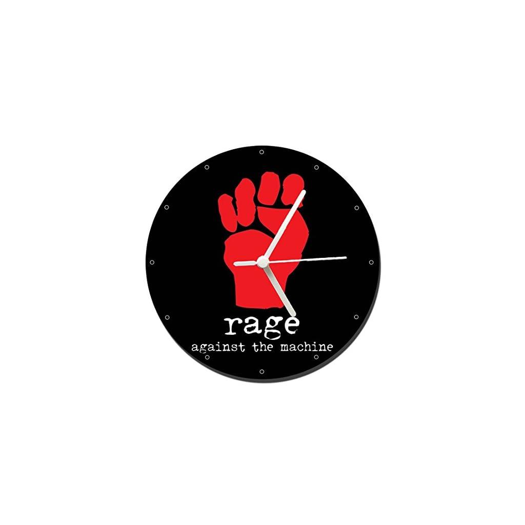 Rage Against The Machine Reloj de Pared