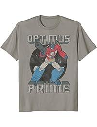 Transformer Classic Optimus Prime Retro T-Shirt