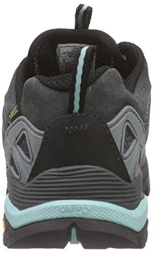 Rise Granite Gris Low Capra Mujer Merrell Senderismo de Granite Zapatos fwaWqpO
