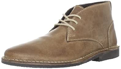 Steve Madden Men's Hamilten Lace-Up Boot,Taupe,7.5 M US