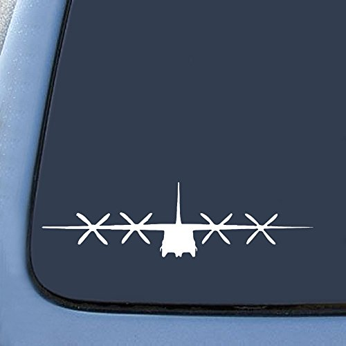 130 Notebook (C130 C-130 Military Airplane Sticker Decal Notebook Car Laptop 8