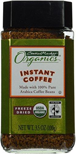 Inside Market Organics HEB Instant Coffee 3.5 Oz