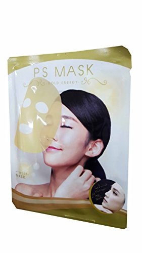 2 Mask Sheets of PS Mask Gold energy, Ingredients of Hydrogel Mask make skin feel comfortable and relax from stress in normal lifestyles. (30 g/ - Shirt With Off Gosling Ryan