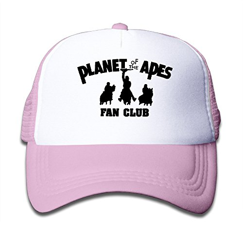 Dawn Of The Planet Of The Apes Matt Reeves Adjustable Child Small Hats Trucker Hat Fits 6~13 Years\r\nOld Kids