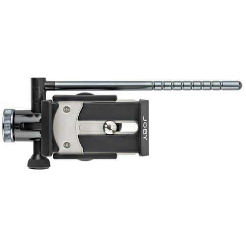 Joby GripTight Video PRO 1//4 Nero testa per treppiede