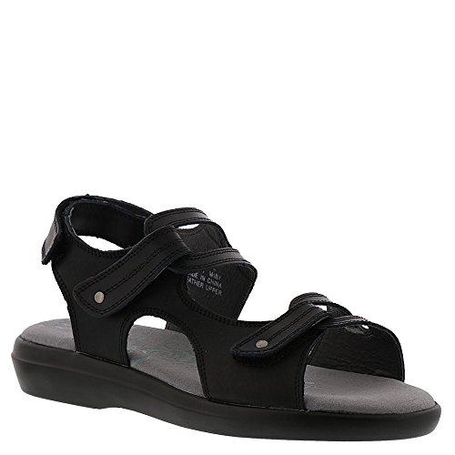 (Propet Marina Breeze Women's Sandal 8 2A(N) US Black)