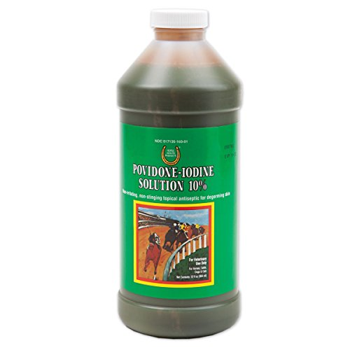 Farnam 16001 Povidone Iodine 10 Solution