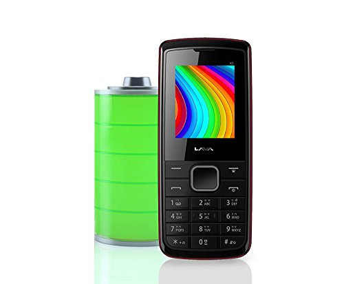 Lava Bond K15 Mobile Phone with Auto call Recording (Dual SIM