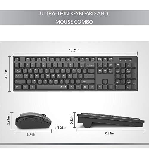 Buy wireless keyboard mouse combo