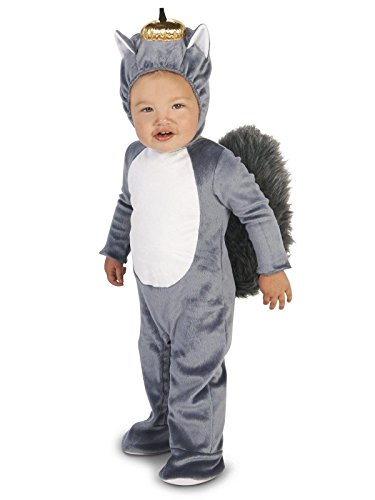Dream Weavers Costumers Grey Squirrel Infant (Grey Squirrel Costume)