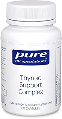 Pure Encapsulations - Thyroid Support Complex 60 caps