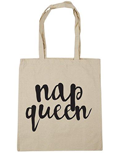 42cm Bag HippoWarehouse Gym Natural litres Queen Nap Beach 10 Shopping Tote x38cm 4SZ4F