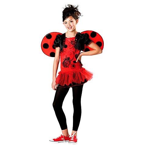 Tween Ladybug Costume - 12/14
