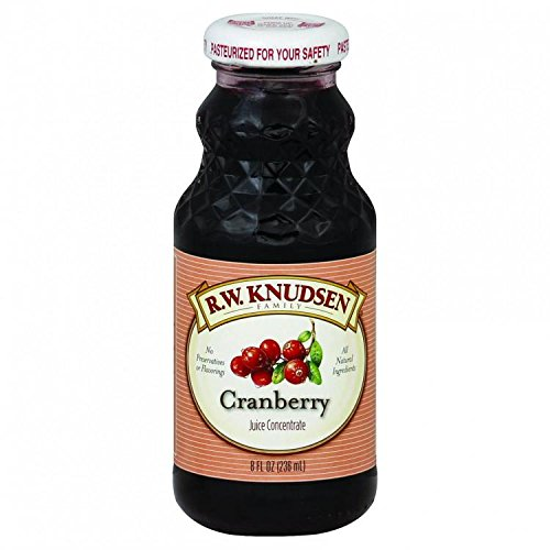 Cranberry Family Knudsen (R.W. Knudsen Family Juice Concentrate Cranberry -- 8 fl oz by R.W. Knudsen Family)