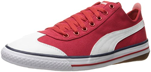 Puma Mens 917 Fun Walking Shoe High Risk Red/Puma White