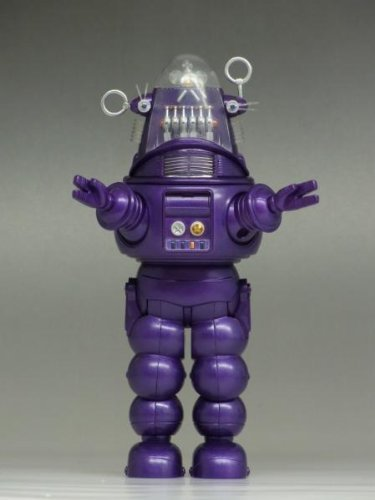 Diamond Comic Distributors SDCC 2013 Robby The Robot Die-Cast Figure - Previews Exclusive Purple Version: Limited to ()