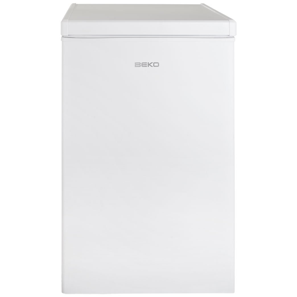 Beko CF374 Freestanding Horizontal 104L A+ rated White Chest Freezer [Energy Class A+]