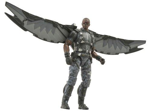 Diamond Select Toys Marvel Select: Captain America 2: The Falcon Action Figure