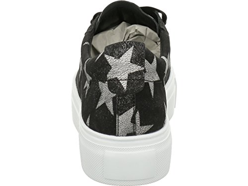 mujer Kennel 20110 para Zapatos amp; 760 cordones de Schmenger Negro Pqx8Cp