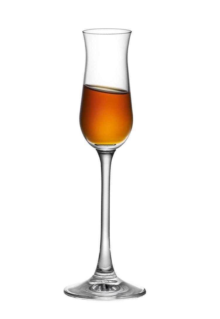 Rona MAGNUM Liqueur / Grappa Glass 3 oz. | Set of 2