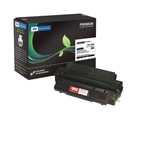 MSE MSE02219615 Remanufactured MICR Toner Cartridge for HP 96A, Black