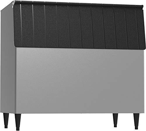 - Hoshizaki B-800PF, 800 lbs of Ice Storage, Vinyl-Clad Exterior