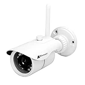 Wireless Waterpoof Outdoor ONVIF 720P HD IP Camera Home Surveillance Camera By KNEWMART