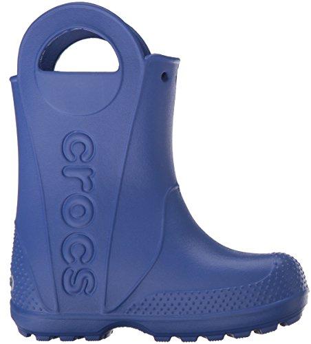 Image of the Crocs Handle It Kids Rain Boot (Toddler/Little Kid), Cerulean Blue, 9 M US Toddler