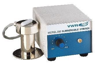 58947-409 - 115V, 50/60Hz, 0.16A, 20W - VWR Submersible Magnetic Stirrer, Model 230 - Each
