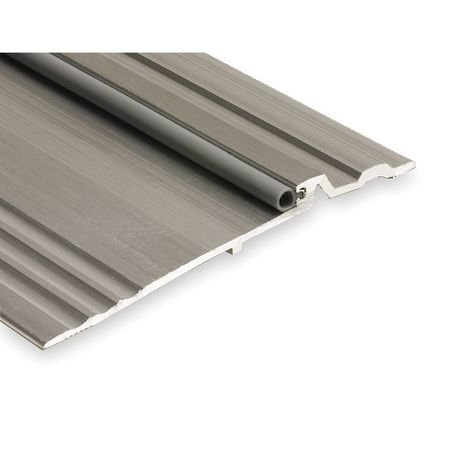 Threshold, Smooth/Fluted Top, 4 ft, Alum